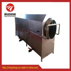 Drehtrommel-Kunststoffgehäuse-Beutel-Waschmaschine 500kg/H