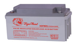 Solar AGM accu 12V65ah