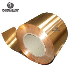 C17200 bande de cuivre au béryllium Becu / Bar