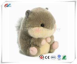 Ardilla Nanigans Rolly mascota de peluche de 5 pulg.