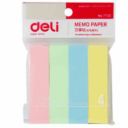 Kundenspezifisches Notizblock-Sticky für Schreibwarenmarkt
