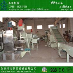 Le PET Bouteille de coke Nettoyage de la ligne de production de recyclage de broyage