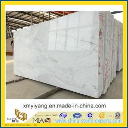 De nouvelles dalles de marbre blanc de Castro, carreaux, blocs pour le projet
