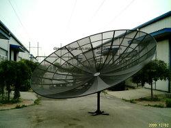 Полярных/для монтажа 12 футов 3,7 м 120/150/180/210/240/300 C-диапазона алюминиевая сетка блюдо для использования вне помещений параболической антенны (BT-P80M12)