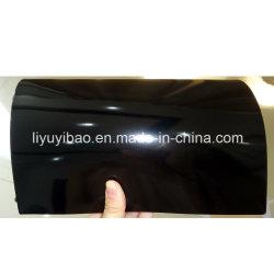 Black Neolite brilhante folha de Borracha (LY-N04)