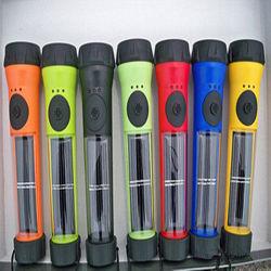 Waterdichte Zonne Aangedreven Toorts met het ReserveFlitslicht van de Batterij van de Noodsituatie