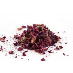 Chá de ervas secas Chá Rose Rose Gomos Tea Rose Red Rose