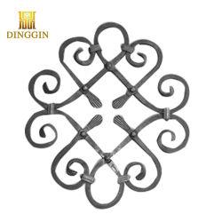 Декоративные чугунные декоративные детали из кованого железа
