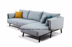 L 字型のセクションソファを自宅用にカスタマイズします