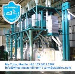 بيع آلة طحن الذرة في أوغندا، مصنع معالجة الذرة