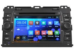 トヨタPrado Car GPS DVD Playerのためのアンドロイド4.4.4 Car Video