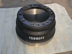 トラック1599011のための自動予備品のVolvoのブレーキドラム
