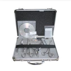 Preiswerte Qualitäts-Tätowierung-Piercing Hilfsmittel-Rumpf-Piercing Satz HP28