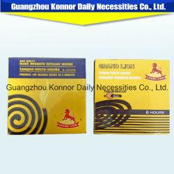 Inofensivo repelente de mosquitos China negro bobina