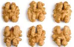 Китайский органических половинок ядер грецких орехов сухих грецких гайки
