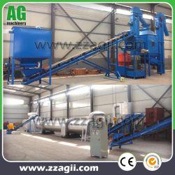 Hot Sale Durevole 500kg Piccola Biomassa Legno Pellet Stabilimento Di Produzione Con Ce