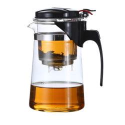 Стеклянный кувшин чайник Teapot Infuser Brosilicate стекла с
