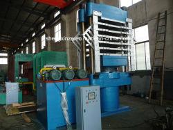 800 toneladas de moldeo por compresión de goma EVA de la prensa//espuma de poliuretano moldeado por compresión de hoja de prensa