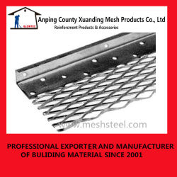 회반죽 최신 담궈진 직류 전기를 통한 각 구슬, 건축을%s 코너 구슬