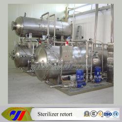 Wasser Spray Sterilizer Autoclave für Canned Food