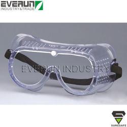 De schokbestendige Beschermende brillen die van de Veiligheid Beschermende brillen werken