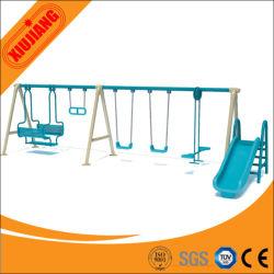 Le marquage CE et les enfants d'assurance du commerce extérieur jardin pour enfants Swing Swing