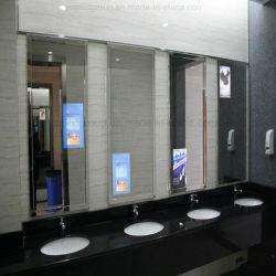 De Spiegel van Yashi, LCD van de Spiegel van de Sensor Magische Vertoning, de Muur Opgezette Monitor van de Spiegel