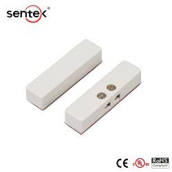 Alarma de puerta magnético con cable del sensor de contacto