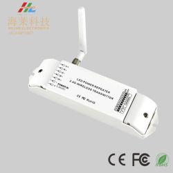 5-24VDC 4 Channels 2.4G LED PWM Power Wireless Transmitter Driver