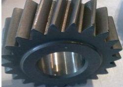 Engranaje cónico de metal de alta precisión de la rueda cónico para maquinaria agrícola