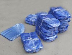 Alta calidad y extremadamente claro domo termoencogible de PVC bolsas para hilo de algodón