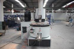 Пластмассовый микшер- ПВХ порошок электродвигателя смешения воздушных потоков