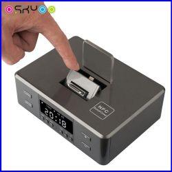 iPhone 6の拡声器ボックスのためのUSB Bluetoothのホテルのスピーカー