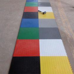 Verborgen verbinding met PVC-tegel - 505X505X7mm