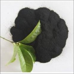 Het zwarte Korrelige Humusachtige Zuur van het Poeder van Meststof Leonardite of de Bouw