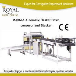 ناقل الحركة التلقائي Mjdm-1 ذو السلة لأسفل ووحدة التجميع للوح الورق