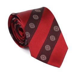 Topselling Custom Logo Tie Silk oder Polyester Woven Necktie Male Cravat Female Foulards Neckwear Accessories