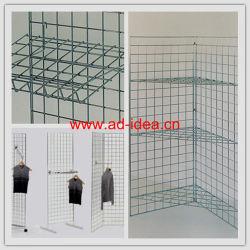 Le fil-de-chaussée Gridwall Affichage permanent