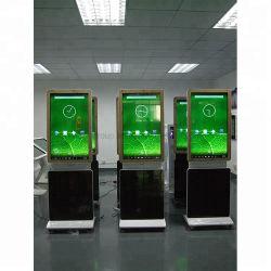 Yashi 55'' gira en el interior de señalización digital con pantalla táctil La pantalla LCD Reproductor de publicidad