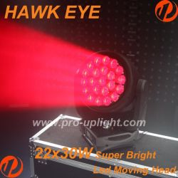 Hawk Eye 22X30W RGBW 4in1 Bye Eye for Big Show