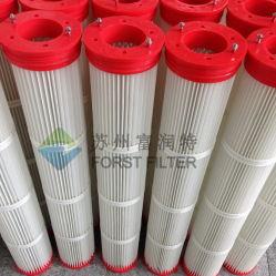 Forst Industiral Silo silo de cemento Wam ventilación Filtro de polvo