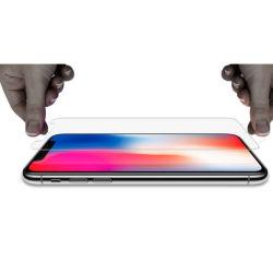 verre trempé très clair de Film protecteur pour écran iPhone x
