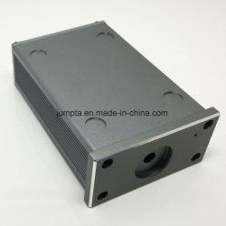 Boîte de batterie électrique Boîtier en alliage en aluminium extrudé boîte étanche Casecustom boîtier en aluminium étanche en métal pour boîtier de batterie électronique de boîte de projet