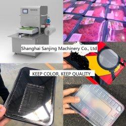 Sigillatori semiautomatici all'ingrosso del cassetto di vuoto per i beni di consumo industriali e delle derrate alimentari, dei prodotti medici e farmaceutici,