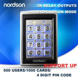 بطاقة تعريف الذاكرة (Em ID) هي بطاقة تقارب مستقلة للمعرّف اللاسلكي (RFID) بمعدل 125 كيلو هرتز أو 13.56 ميجا هرتز نظام التحكم في الوصول إلى RFID
