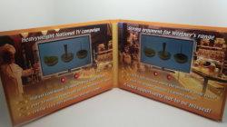 Vidéo de 4,3 pouces Brochure - Lecteur vidéo LCD