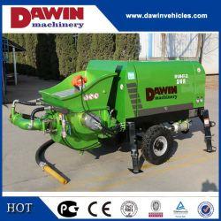 15m3/H 습식 숏크리트 콘크리트 스프레이 펌프 장비