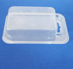 Animale domestico Blister Packing Box Clear Pet Folding Blister Packing Plastic Packing Box per Hardware Parte