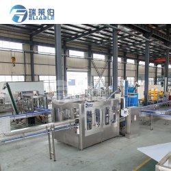 Commerce de gros de l'eau en bouteille en plastique Machine de remplissage automatique de la ligne de production