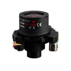 """1/1.8 """" 3MP/6MP/8MP F3.6-11mmによって修復されるIris/DCのアイリスまたはPiris CCTVのカメラの4Kによってモーターを備えられるズームレンズ"""